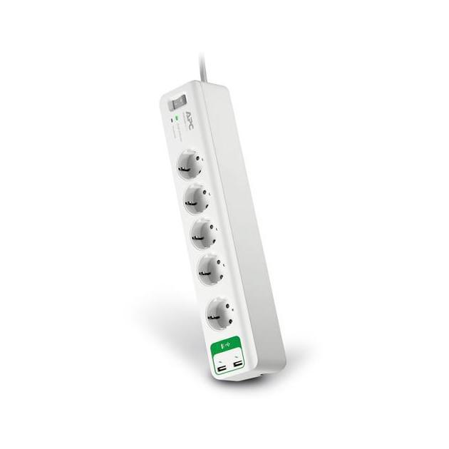 APC Сетевой фильтр PM5V-RS 5 розеток (1,83м)