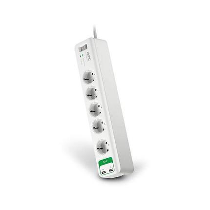 APC Сетевой фильтр PM5V-RS 5 розеток (1,83м), фото 2