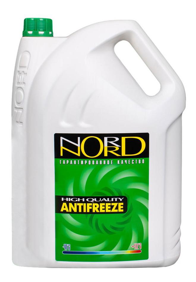 Антифриз Nord 10л. зеленый