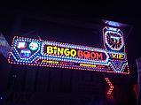 Диодная  подсветка здания., фото 4