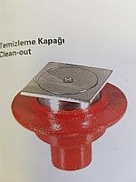 Аварийный трап для очистки 10*10, прямой, диаметр 70