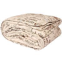 """Одеяло Меринос """"Comfort line"""", 200х220, чехол: 100% хлопок (сезон: осень-зима)"""