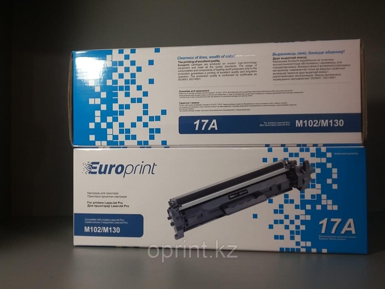 Картридж Europrint EPC- 217А