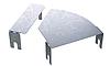 Крышка для угла горизонтального изменяемого угла CPO 0-45 осн.400