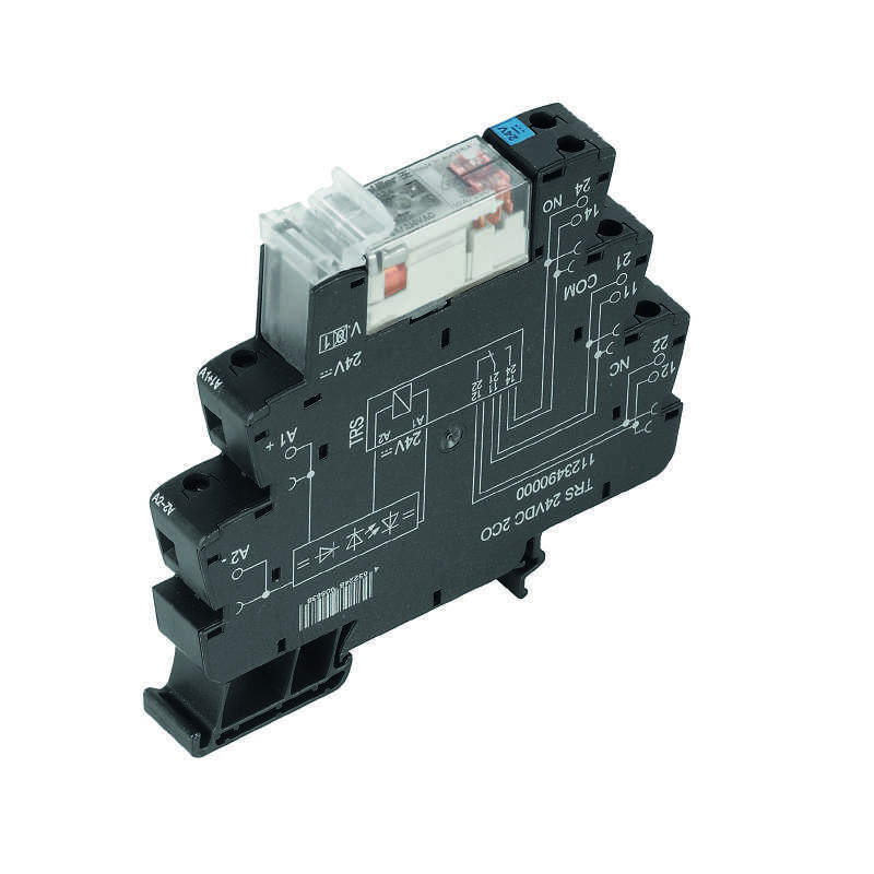 Релейный модуль TRS 24VDC 2CO