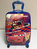 Детский чемодан для мальчика с 4-х до 7-ми лет. Высота 44 см,длина 30 см,ширина 22 см., фото 1