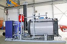 Дизельная водогрейная котельная ВК-10 (для нагрева воды)