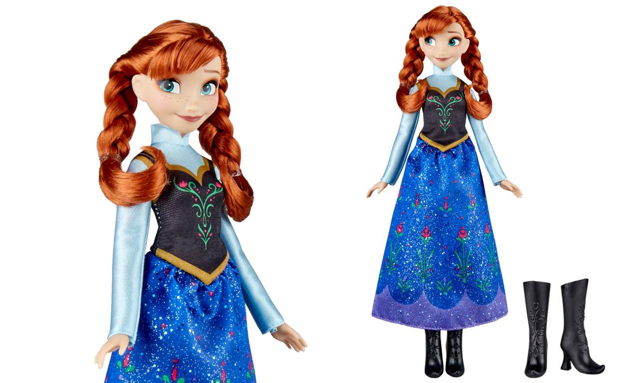 "Hasbro Disney Frozen ""Холодное Сердце"" Кукла Анна"