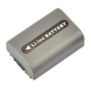 Аккумуляторы NP-FP50 Li-ion 7.4V 1100 mAh 8.1 Wh  для Sony DCR серии, фото 2