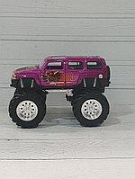 Модель машины Welly 1:34-39 Hammer H3 Big Wheel Monster