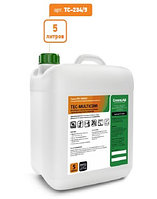 Для уборки и дезинфекции помещений после пожара TEC-MULTICOM  5л