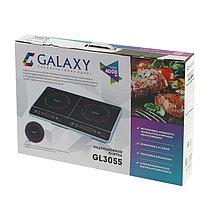 Индукционная плитка Galaxy GL 3055, 4000 Вт, 80-240°С, стеклокерамич. варочная поверхность, фото 3