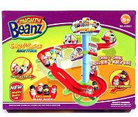 Крутые Бобы Mighty Beanz Рэйс Трек + 2 боба (стандартные) JH2821