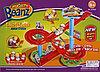 Крутые Бобы Mighty Beanz Рэйс Трек + 2 боба (стандартные) JH2822