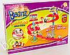 Крутые Бобы Mighty Beanz Рэйс Трек + 2 боба (стандартные) JH2823