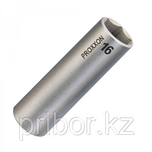 "23550 Proxxon Свечной ключ на 3/8"", 16 мм"