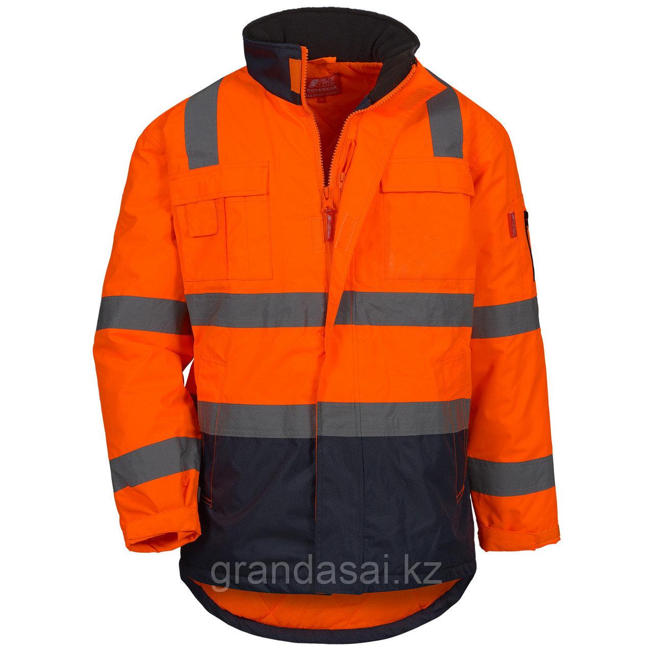 Куртка сигнальная оранжевая