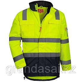 Куртка сигнальная желтая