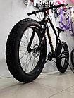 Крутой велосипед Фэтбайк Beinaiqi. Fatbike, фото 3