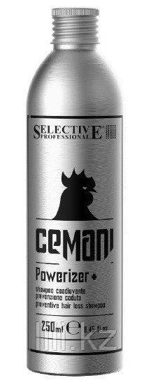 Шампунь против выпадения волос Selective Professional Cemani Powerizer+ shampoo 250 мл.