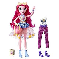 Hasbro Equestria Girls E1931/E2746 Кукла Девочки Эквестрии Уникальный наряд - Пинки Пай