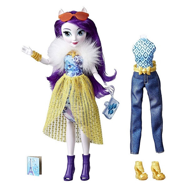 Hasbro Equestria Girls E1931/E2267 Кукла Девочки Эквестрии Уникальный наряд - Рарити