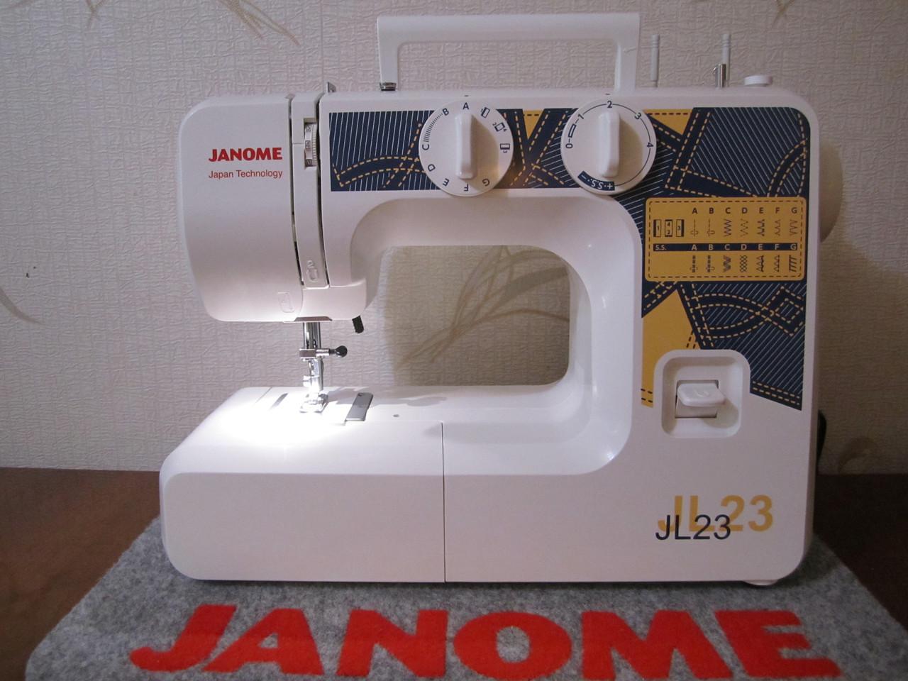 Janome JL-23 Швейная машина