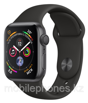 Apple Watch Series 4 40mm Space Gray
