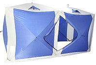 Зимняя палатка КУБ 200 х 400 х h215 см (CT-1621)