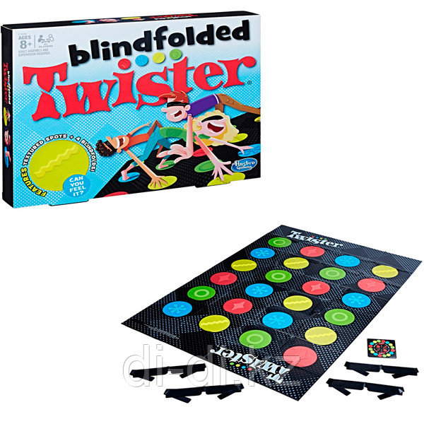 Hasbro Other Games Игра Твистер вслепую