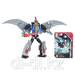 Hasbro Transformers Дженерейшнз Делюкс: Свуп
