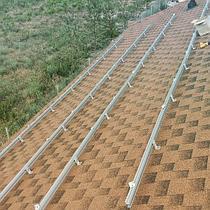 Солнечная электрическая 30 кВт*ч и водонагревательная станция в Алматинской обл., г. Капшагай 2