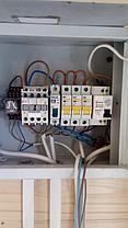 Электрический шкаф с автоматическим включением/выключением электрического ТЭНа