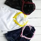 Синтетика. Многоразовый мешочек авоська для овощей и фруктов., фото 2