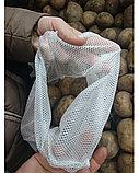 Синтетика. Многоразовый мешочек авоська для овощей и фруктов., фото 5
