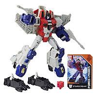 Hasbro Transformers Игрушка трансформер Дженерейшнз Вояджер Старскрим, фото 1