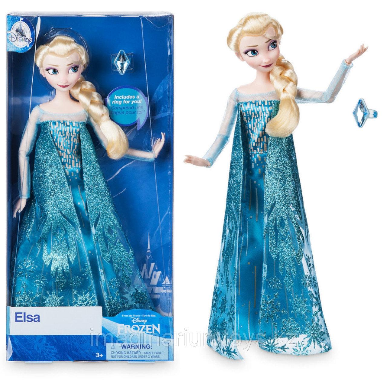 Кукла Эльза Disney - фото 1