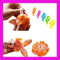 Чистить апельсин это просто и удобно
