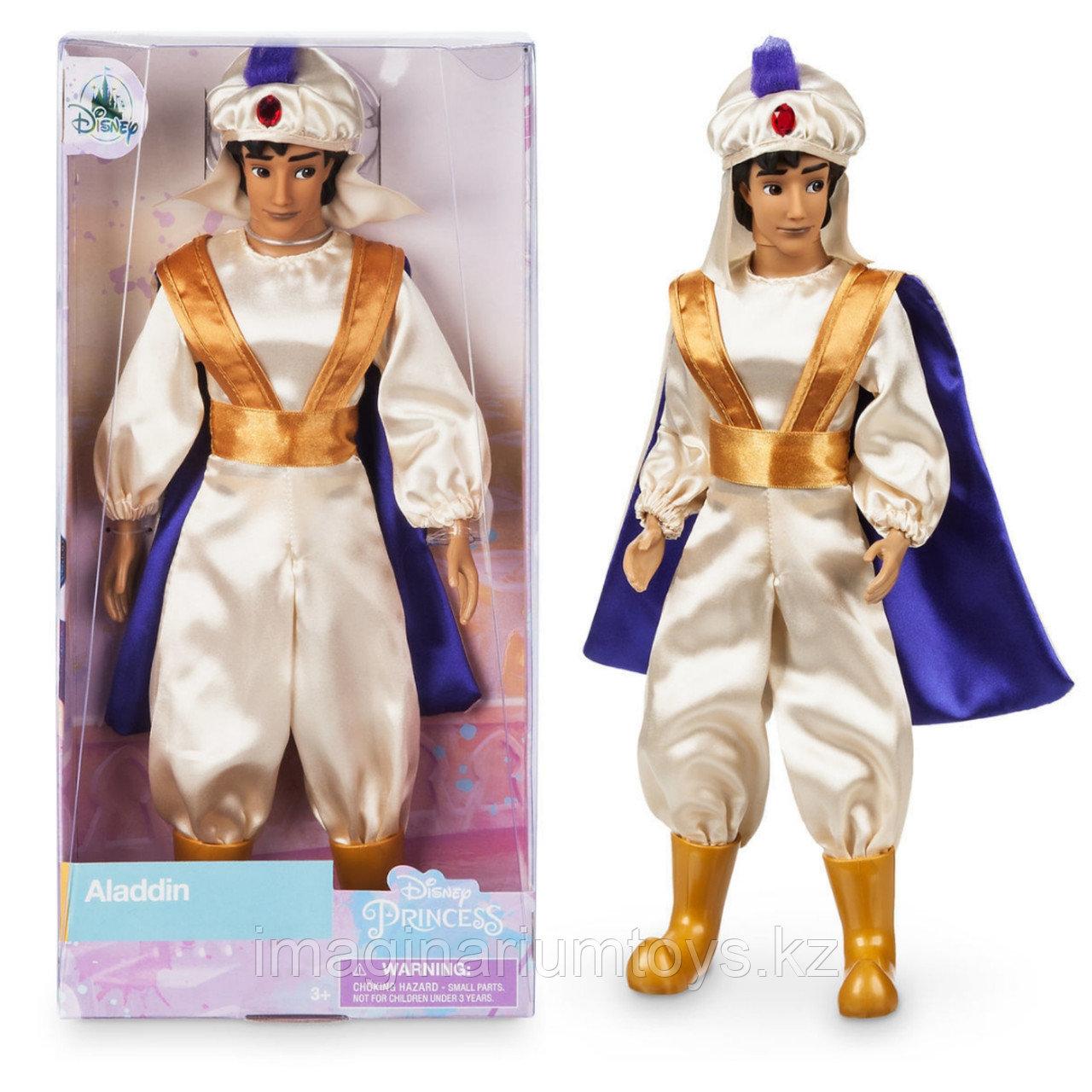 Кукла Принц Али из м/ф «Аладдин» Disney
