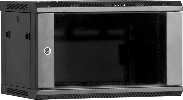 Linkbasic WCB06-645-BAA-C Сетевой  шкаф настенный 6U, 600*450*367