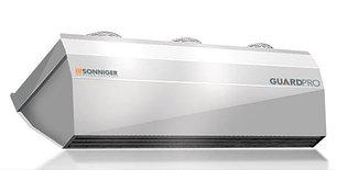 Воздушно-тепловая завеса Sonniger GUARDPRO 150W (1,5 метровая; с водяным нагревателем), фото 2