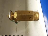 Клапан предохранительный запасная часть к компрессору ПКСД и ПКС