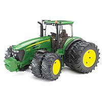 Трактор John Deere 7930 с двойными колёсами, фото 1
