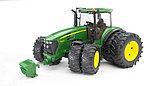 Трактор John Deere 7930 с двойными колёсами, фото 2