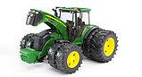 Трактор John Deere 7930 с двойными колёсами, фото 3