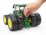 Трактор John Deere 7930 с двойными колёсами, фото 4