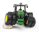 Трактор John Deere 7930 с двойными колёсами, фото 6