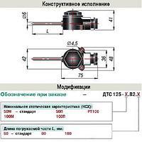 Термопреобразователь сопротивления для измерения температуры воздуха