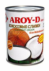 Кокосовые сливки AROY-D,560 мл