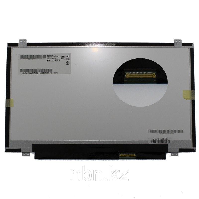 Матрица / дисплей / экран для ноутбука 14,0 слим 40 pin B140RW02